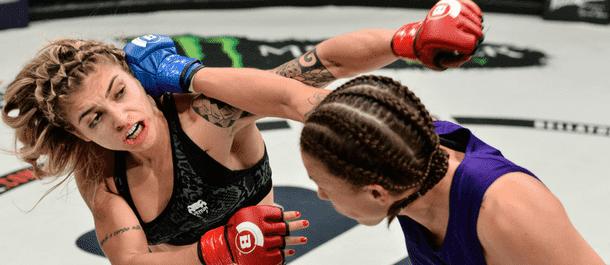 Bruna Ellens Bellator MMA