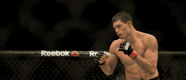 Alan Jouban shapes up in the UFC