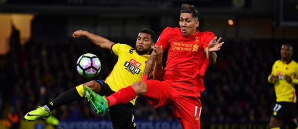 Liverpool were held to a 3-3 draw by Watford.