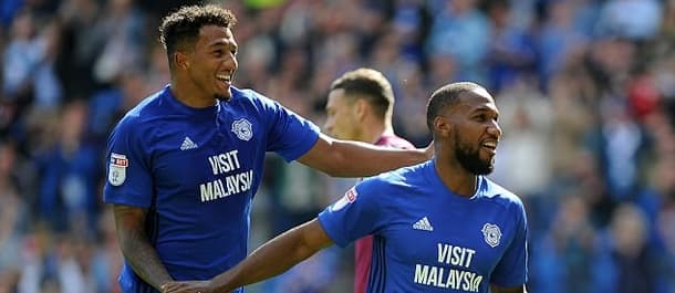 Cardiff maintained a perfect start to the season with a 3-0 win over Aston Villa.