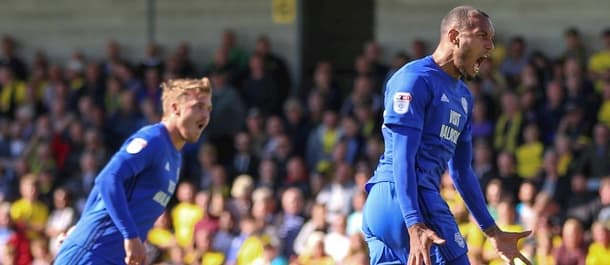 Cardiff started the season with a 1-0 win at Burton.