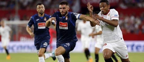 Espanyol drew 1-1 at Sevilla on the opening weekend of La Liga.