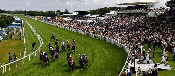 It's another Brilliant day at Glorious Goodwood in Wednesday.