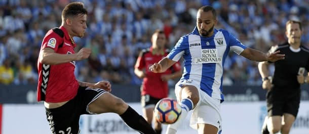 Leganes and Alaves drew both La Liga games last season.