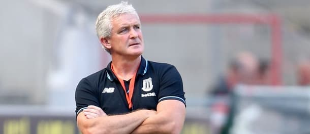 Mark Hughes is overpriced in the Premier League sack race.