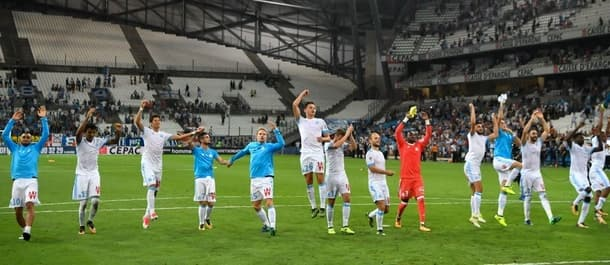 Marseille started the season with a 3-0 win over Dijon.