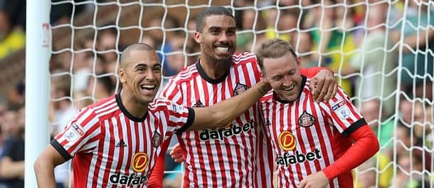 Sunderland have performed better on their travels than at home this term.