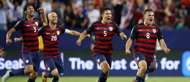 USA face Costa Rica in a world cup qualifier on Friday.