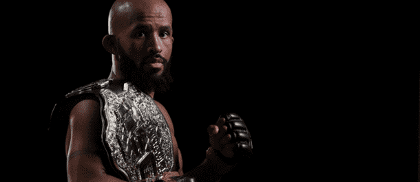 Demetrious Johnson - UFC Flyweight Champion