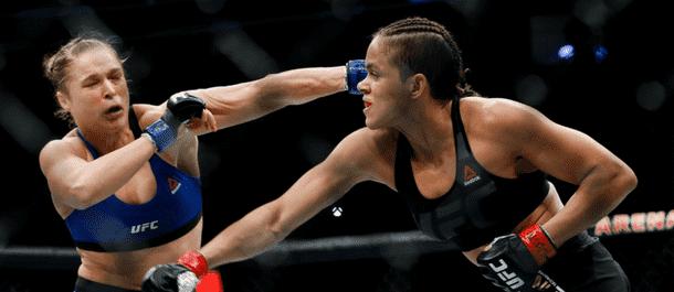 Amanda Nunes Destroys Ronda Rousey