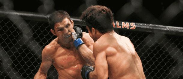 Henry Cejudo battles Joseph Benavidez