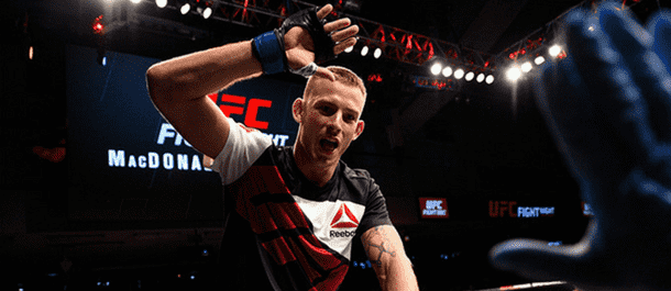 Jotko happy to be in the UFC