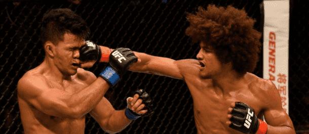 Rolando Dy vs Alex Caceres