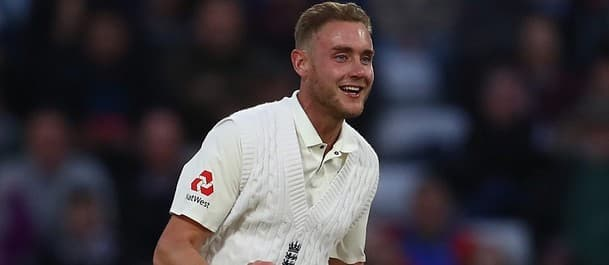 Broad has not been at his best