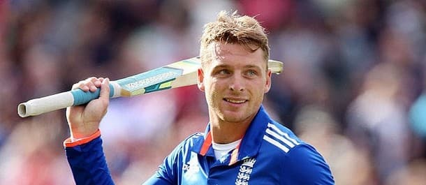 Buttler is in imperious form
