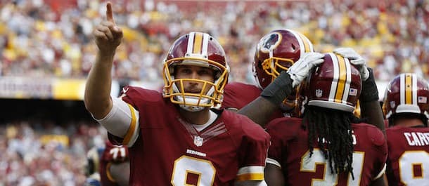 The Redskins need Cousins to fire
