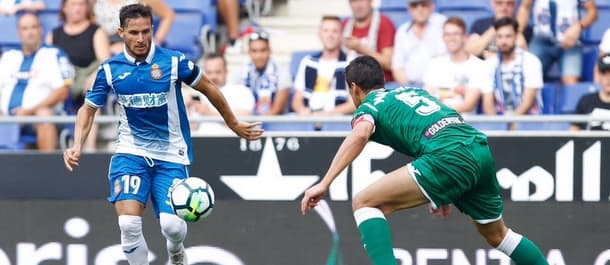 Leganes are third in La Liga after two wins from two matches.