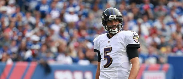 Flacco has been steady
