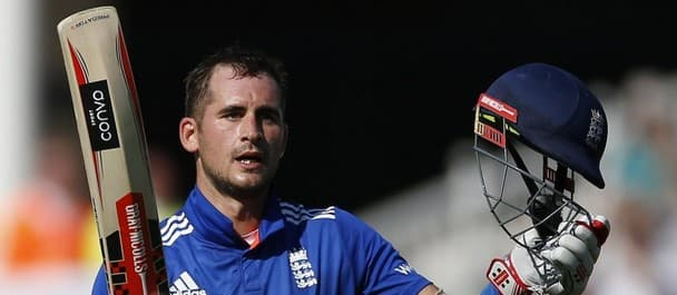 Hales can shine for England