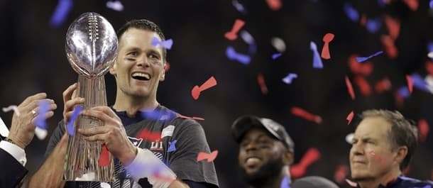 The Patriots could win back-to-back crowns