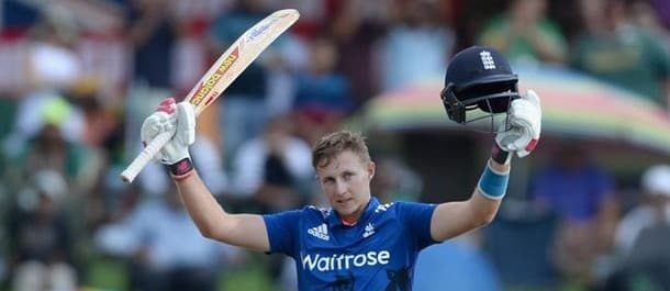 Root is always on form for England