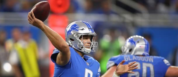 Stafford was on form in the opener
