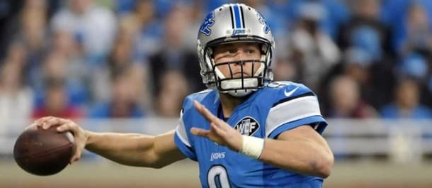 Stafford can thrive in the opener