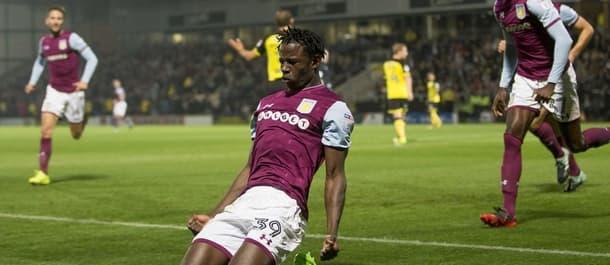 Villa's win against Burton was their third in a row.