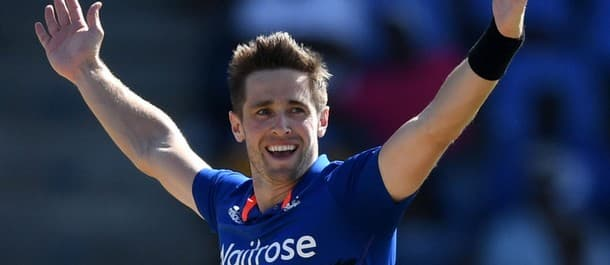 Woakes has been impressive this year