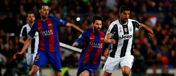 Barcelona and Juventus renew rivalries in the Champions League on Tuesday.