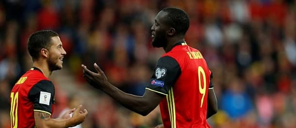 Belgium thrashed Gibraltar 9-0 on Thursday.