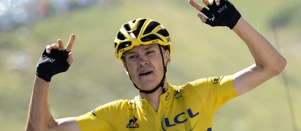 Chris Froome is an outside bet for Sports Personality of the Year.