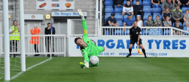 Hartlepool are unbeaten in five matches.