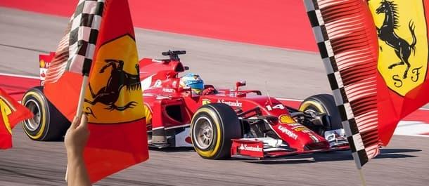 Retirements are rare in the Italian Grand Prix.