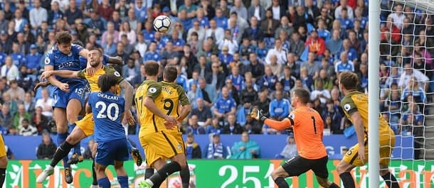 Leicester travel to Huddersfield on Saturday in the Premier League.