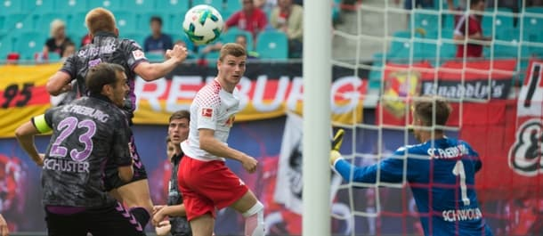 Leipzig can continue their good start to the season at home to Monchengladbach.