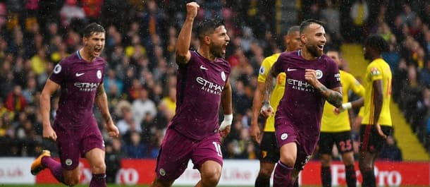 Manchester City thumped Watford 6-0 last week in the Premier League.