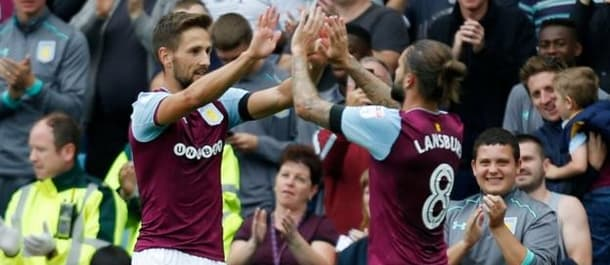 Aston Villa beat Norwich 4-2 in their last home game in the league.