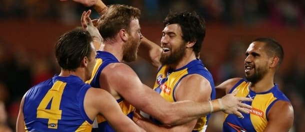 West Coast Eagles can upset Port Adelaide on Saturday.