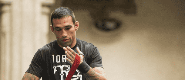Fabricio Werdum preparing for UFC 216