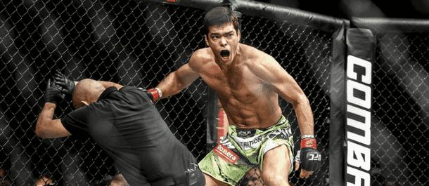 Lyoto Machida Returns at UFC Fight Night 119