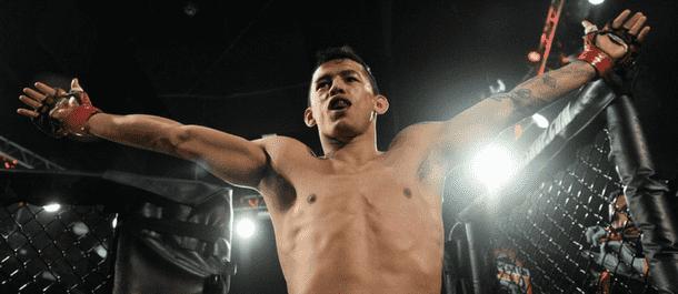 Eduardo Dantas returns at Bellator 184