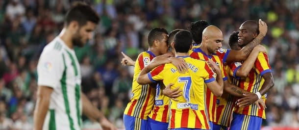 Real Betis lost 6-3 to Valencia in a remarkable La Liga game last weekend.