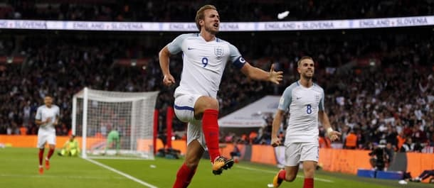 Harry Kane spared England's blushes with an injury-time winner against Slovenia.