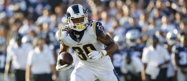 Gurley has been in fine form