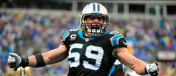 Kuechly will make a timely return