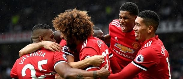 Manchester United have scored four goals in four of their last five matches.