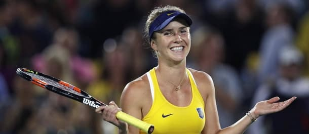 Svitolina is a good value option at the WTA Finals.
