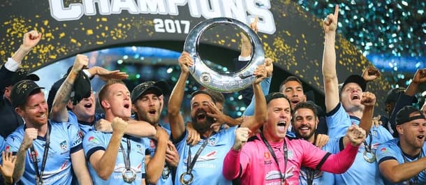Sydney FC only lost one games all season last year.