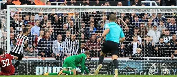 Newcastle drew 1-1 with Liverpool last time out.
